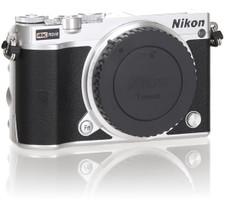 Nikon 1 J5 Cuerpo plata