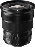 Fujifilm X 10-24 mm F4.0 OIS R 72 mm Objectif (adapté à Fujifilm X) noir