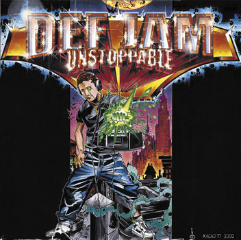 Various - Def Jam'S Unstoppable Project