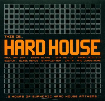Various - This Is...Hard House