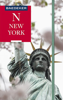 Baedeker Reiseführer New York. mit GROSSEM CITYPLAN - Ole Helmhausen  [Taschenbuch]