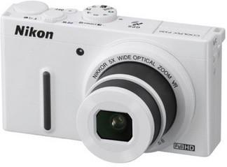 Nikon COOLPIX P330 bianco