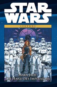 Star Wars Comic-Kollektion. Bd. 37: Mara Jade: Die Hand des Imperators [Gebundene Ausgabe]
