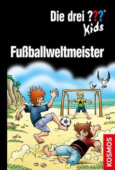 Die drei ??? Kids, DB8, Fußballweltmeister - Ulf Blanck  [Gebundene Ausgabe]