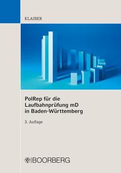 PolRep für die Laufbahnprüfung mD in BW - Dennis Klaiber  [Taschenbuch]
