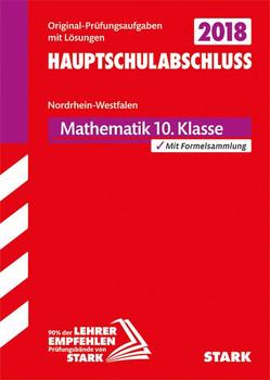 Original-Prüfungen Hauptschulabschluss - Mathematik 10. Klasse - NRW [Taschenbuch]