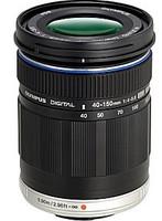 Olympus 40-150 mm F4.0-5.6 ED 58 mm Objectif (adapté à Micro Four Thirds) noir