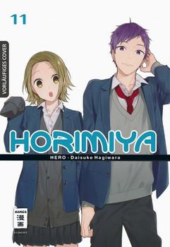 Horimiya 11 - Daisuke Hagiwara  [Taschenbuch]