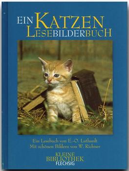 Ein Katzen Lesebilderbuch - Ernst-Otto Luthardt
