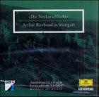 Die Neckarschlacht. Arthur Rimbaud in Stuttgart (1875). 1 Audio-CD