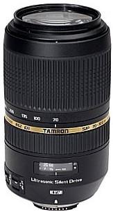 Tamron SP 70-300 mm F4.0-5.6 Di USD 62 mm filter (geschikt voor Sony A-mount) zwart
