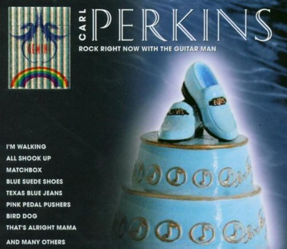Carl Perkins - Rock Right Now With the Guitar