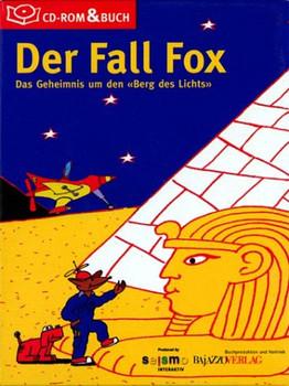 Der Fall Fox. Das Geheimnis um den Berg des Lichts - Stephan Brülhart  [Gebundene Ausgabe]