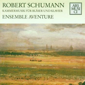 Ensemble Aventure - Kammermusik für Bläser und Klavier