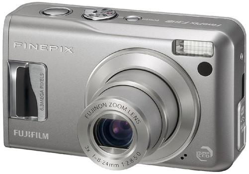Fujifilm FinePix F31fd plata