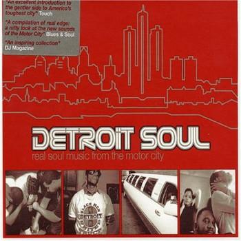 Various - Detroit Soul