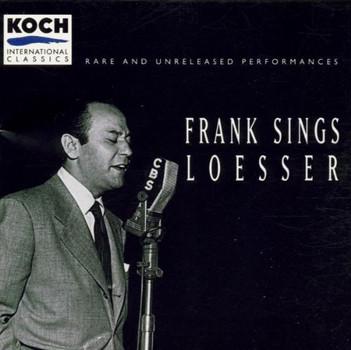 Frank Loesser - Frank Sings Lösser