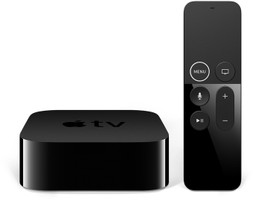 Apple TV 4K 32GB negro