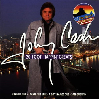Johnny Cash - 20 Foot Tappin' Greats