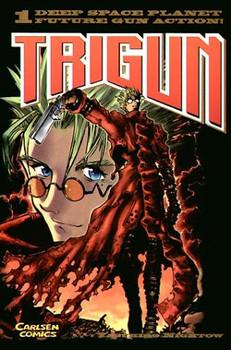 Trigun 01: BD 1 - Yasuhiro Nightow