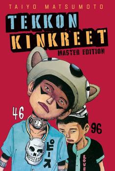 Tekkon Kinkreet Master Edition - Taiyō Matsumoto  [Gebundene Ausgabe]