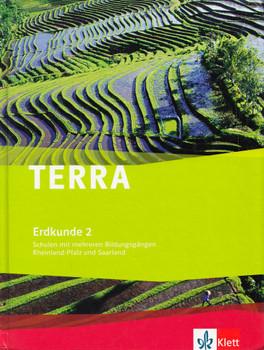 TERRA Erdkunde 2: Schulen mit mehreren Bildungsgängen Rheinland-Pfalz und Saarland - Michael Geiger [Gebundene Ausgabe, 2. Auflage 2010]
