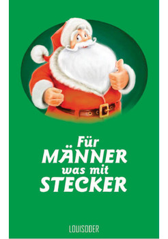 Für Männer was mit Stecker - Santa Claus
