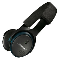 Bose SoundLink on-ear auriculares bluetooth negro