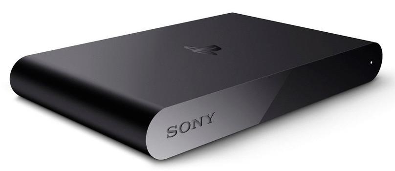 PlayStation TV noire