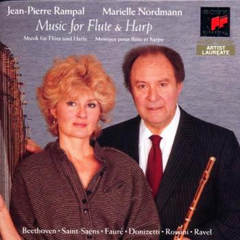 J.-P. Rampal - Musik für Flöte+Harfe