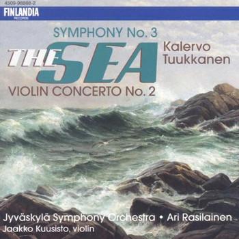 Kuusisto - Sinfonie 3 / Violinkonzert 2