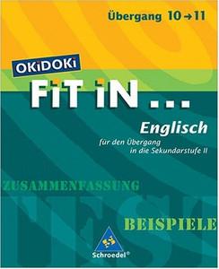 Okidoki Fit In Okidoki Fit In Englisch Für Den übergang In