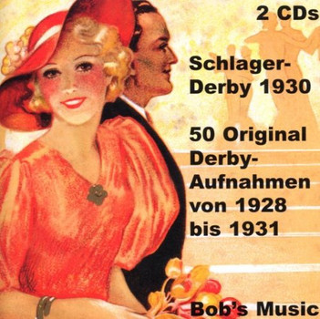 Various - Schlager Derby 1930