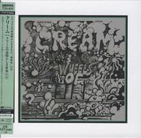 Cream - Wheels Of Fire-Platinum SHM CD [2 CDs]
