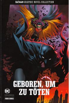 Batman Graphic Novel Collection: Band 3 - Geboren, um zu töten [Gebundene Ausgabe]