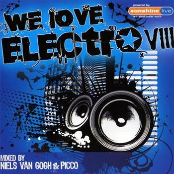 Various - We Love Electro VIII