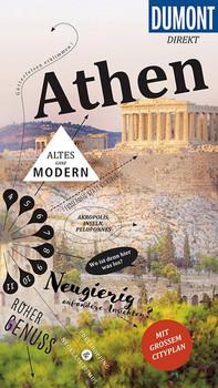 DuMont direkt Reiseführer Athen. Mit großem Cityplan - Klaus Bötig  [Taschenbuch]