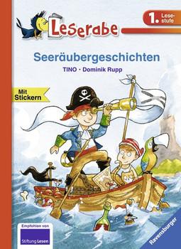 Seeräubergeschichten - Tino  [Gebundene Ausgabe]