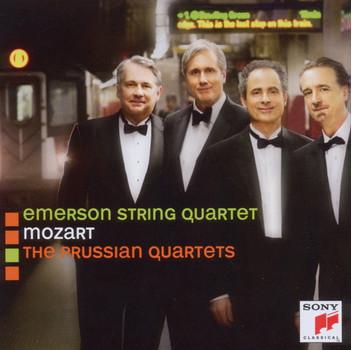 Emerson String Quartet - Prussian Quartets