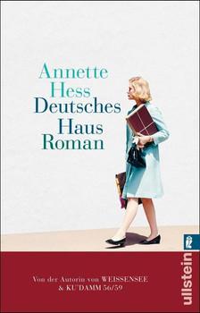 Deutsches Haus - Annette Hess  [Taschenbuch]