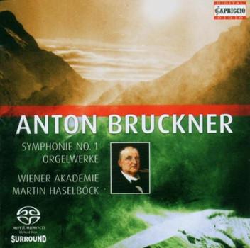Martin Haselböck - Sinfonie 1-Orgelwerke