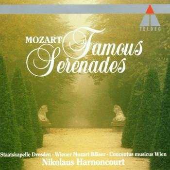 Harnoncourt - Famous Serenades