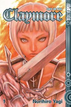 Claymore 01 - Norihiro Yagi