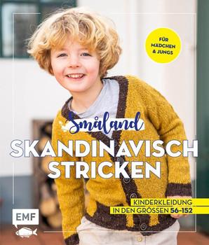 Småland – Skandinavisch stricken für Babys und Kinder. Kinderkleidung in den Größen 56–152 - Kerstin Bovensiepen  [Gebundene Ausgabe]