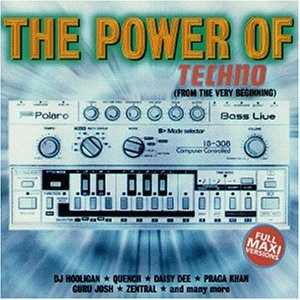 Various - The Power of Tekkno