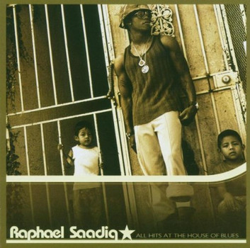Raphael Saadiq - All Hits at the House of Blues