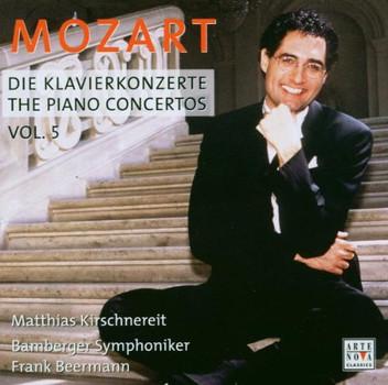 Matthias Kirschnereit - Vol.5/Piano Concertos