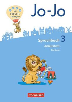 Jo-Jo Sprachbuch 3: - Arbeitsheft Fördern und Inklusion [Broschiert]