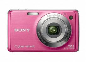 Sony DSC-W220 Cyber-shot rose