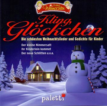 Schönsten Weihnachtslieder.So Klingt Weihnachten Kling Glöckchen Die Schönsten Weihnachtslieder Und Gedichte Für Kinder